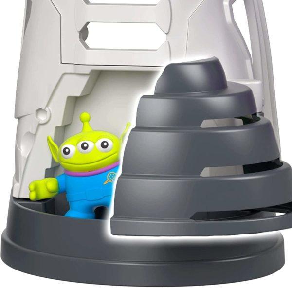 Imaginext Pixar Toy Story Buzz Lightyear Robot Disney