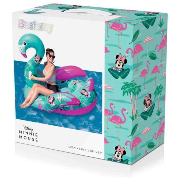 flamingo float pool Bestway