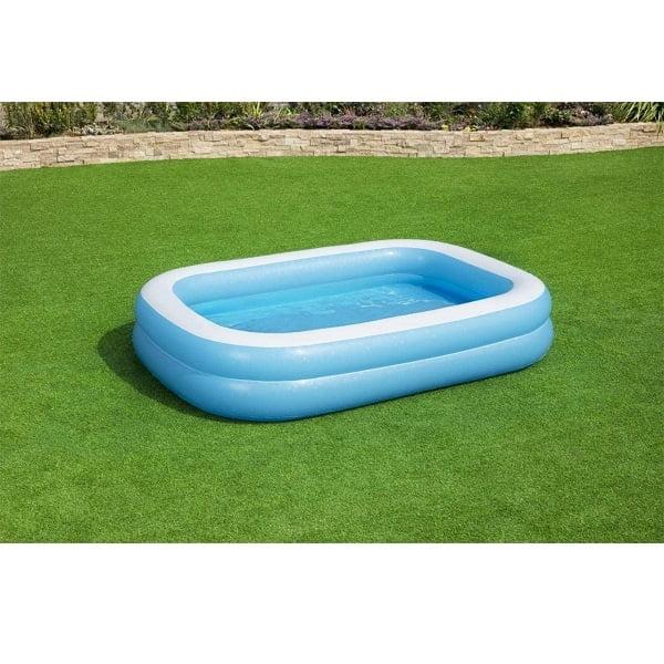 blue rectangular pool 2.01m x 1.50m x 51cm bestway