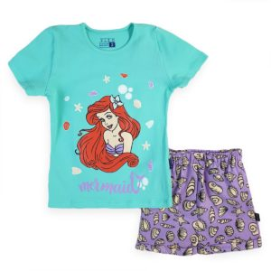 Ariel Pajama Mint Leo