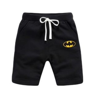 Batman Short Black Indigo