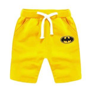Batman Short Yellow Indigo