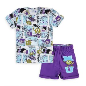 Boo Pajama Purple Leo