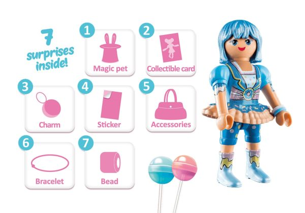 clare – candy world playmobil