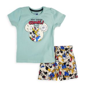 Comics Pajama Mint Leo