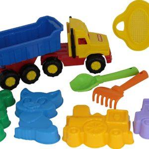 Favorite, Dump Truck