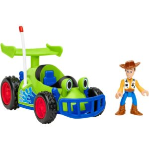 Fisher Price Imaginext Disney Toy Story Woody and R.C Disney