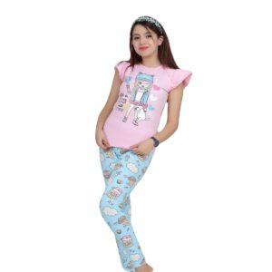 Girl Pajama Pink MN