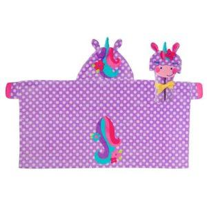 Hooded Towel Unicorn
