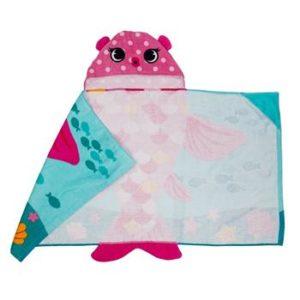 Hooded Towel Fish