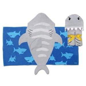 Hooded Towel Shark