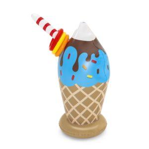 Ice Cream Cone Water Sprinkler 58 x 46 x 117 cm Bestway