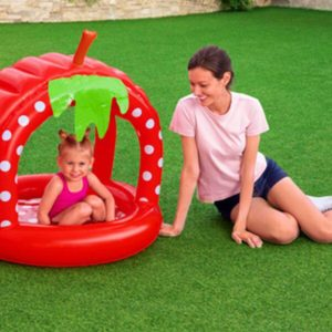 Inflatable Pool With Roof 91x91x91cm Bestway