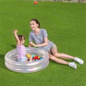 Inflatable swimming pool 91 cm 20 cm Bestway