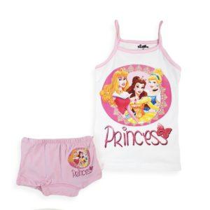 طقم داخلي بناتي أطفالي الأميرات كيدزون
