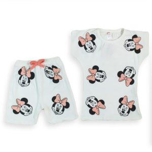 Minnie Pajama White H&M