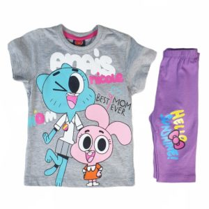 One2twelve Ghambul Pajama Gray