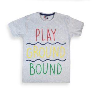 Play Shirt Light Gray IQ