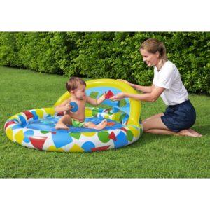 Playground Splash and Learn, 120x117x46cm Bestway
