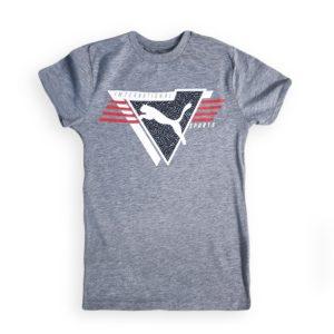 Puma Sports T-Shirt Grey