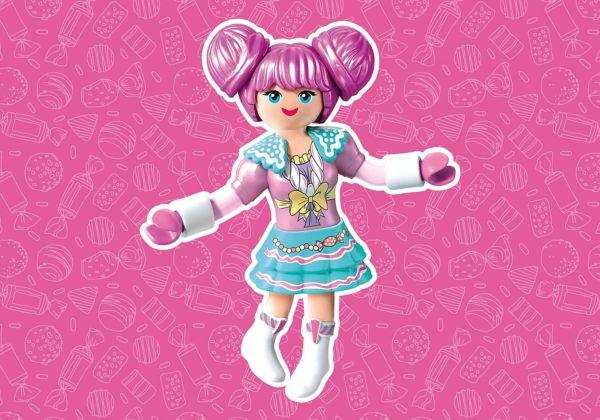 Rosalee - Candy World