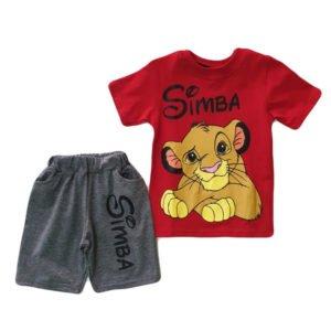Simba Pajama Red Indigo