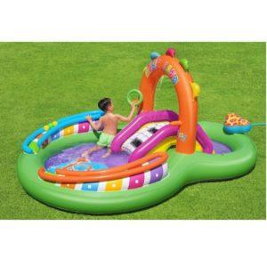 Sing 'n Splash Play Center 2.95m x 1.90m x 1.37m Bestway