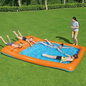Slide In Splash Pool 341 X 213 X 38 Cm Bestway