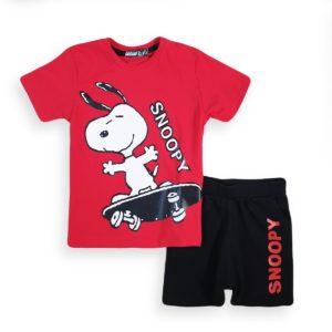 Snoopy Pajama Red Marvy