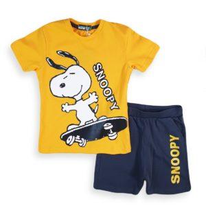 Snoopy Pajama Yellow Marvy