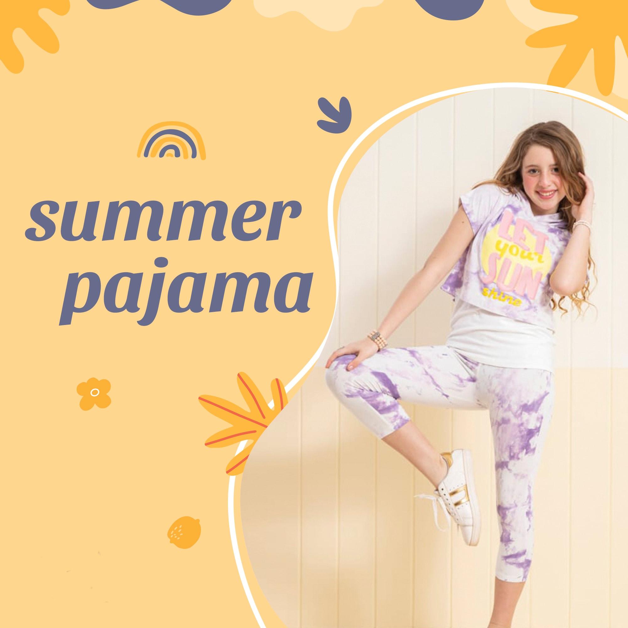 Summer Pajama