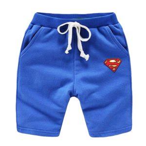 Super Man Short Blue Indigo