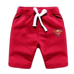 Super Man Short Red Indigo