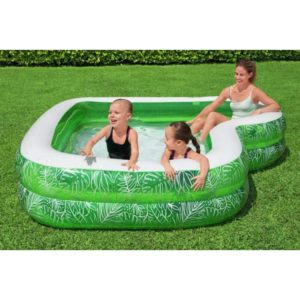 Tropical Paradise swimming pool 231 x 231 x 51 cm Bestway