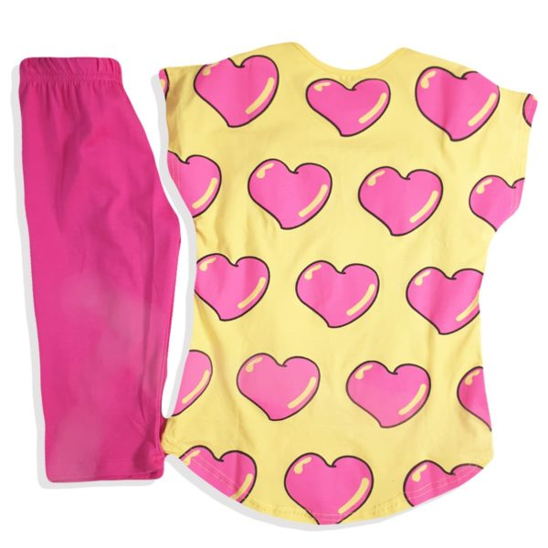 banana tweety pajama yellow