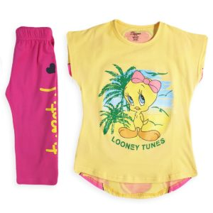 Tweety Pajama Yellow Banana