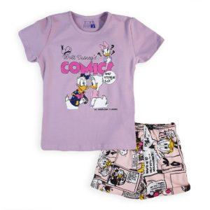 Walt Disney Pajama Purple Leo