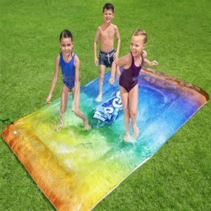 Water shower mattress 280 × 185 cm H2OGO Bestway