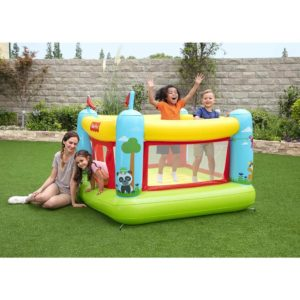 bouncy castle square ball pit Bestway