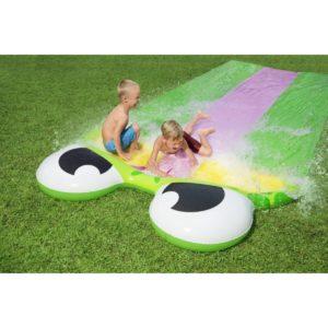 frog water slide 4.8 m Bestway