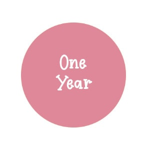 One year toys