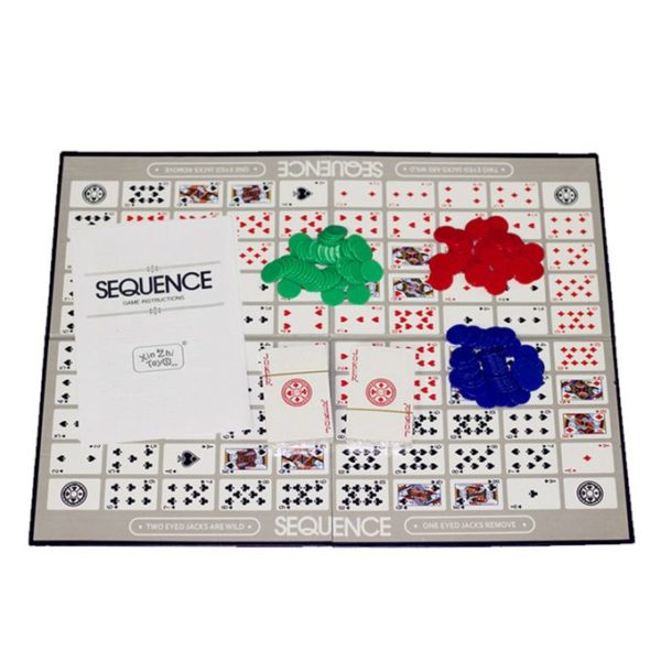 board game sequence