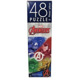 Marvel Avengers 48 Piece Puzzle Spin Master