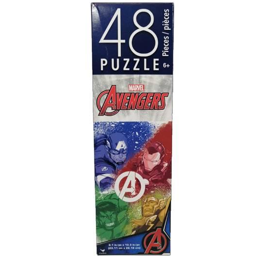 لعبة بازل مارفل أفينجرز مكونة من 48 قطعة