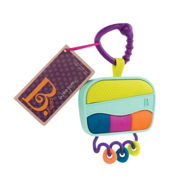 baby radio – mint b-toys