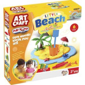 Beach Play Dough Set 150gr Dede