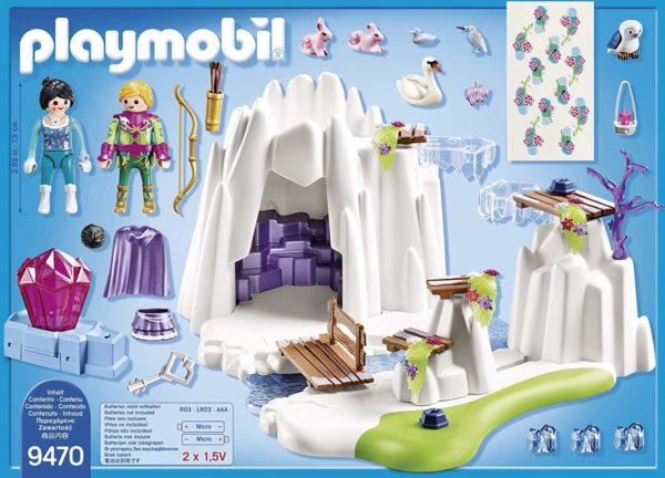 crystal diamond hideout playmobil