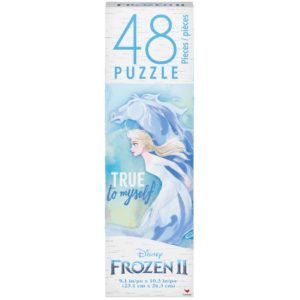 Disney Frozen II Puzzles(48 Pieces) Anna Elsa Cardinal