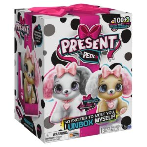 Present Pets - Fancy Pups Spin Master