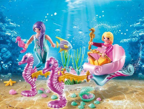 Starter Pack Seahorse